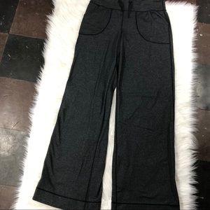 Lululemon Gary Wide Leg Yoga Athletic Pants Size 6